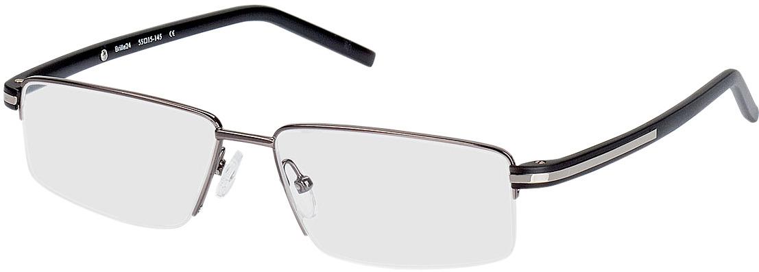 Picture of glasses model Veria-anthrazit/schwarz in angle 330