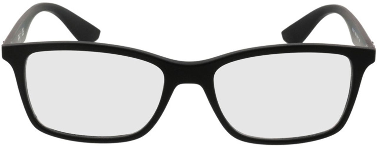 Picture of glasses model Ray-Ban RX7047 5196 54-17 in angle 0