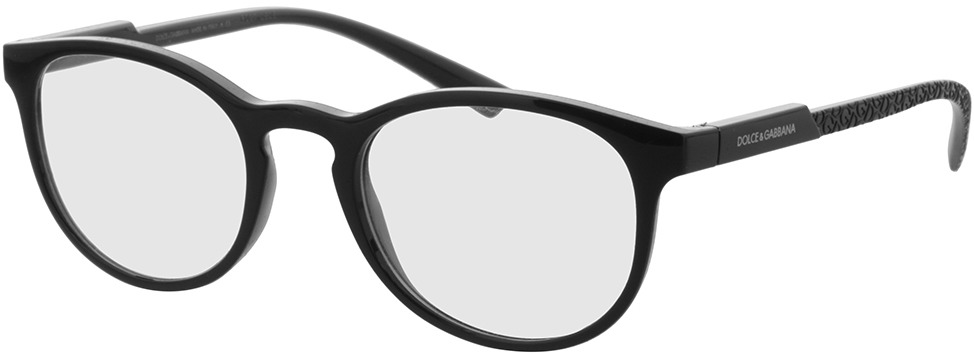 Picture of glasses model Dolce&Gabbana DG5063 501 51-21 in angle 330