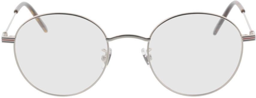 Picture of glasses model Gucci GG1054OK-003 51-21 in angle 0