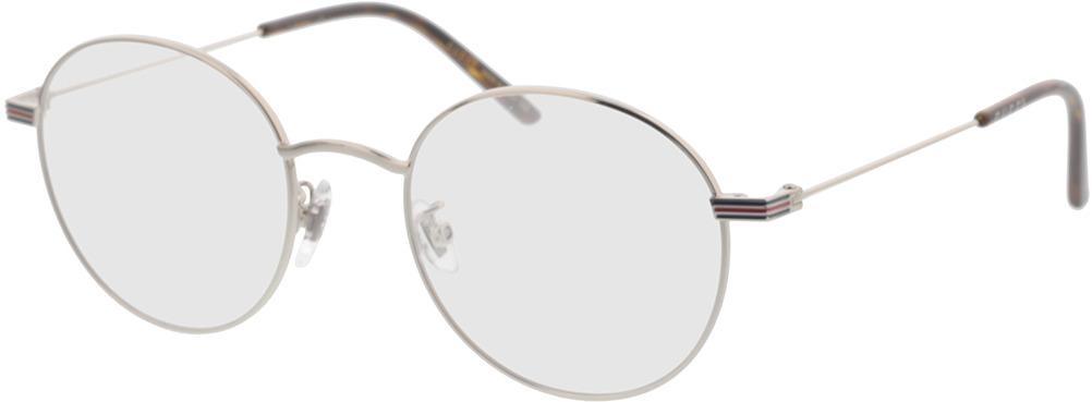 Picture of glasses model Gucci GG1054OK-003 51-21 in angle 330