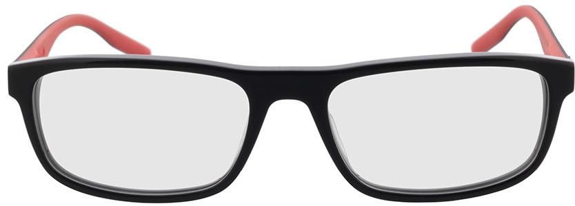 Picture of glasses model Puma PU0275O-001 57-18 in angle 0