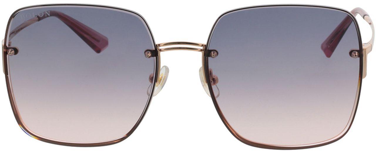 Picture of glasses model Bolon BL7097 A31 59-17 in angle 0