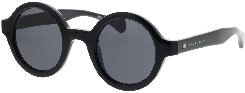 Picture of glasses model Boss BOSS 1097/S 807 45-26 in angle 330