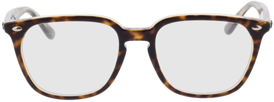 Picture of glasses model Ray-Ban RX4362V 5082 53-18 in angle 0