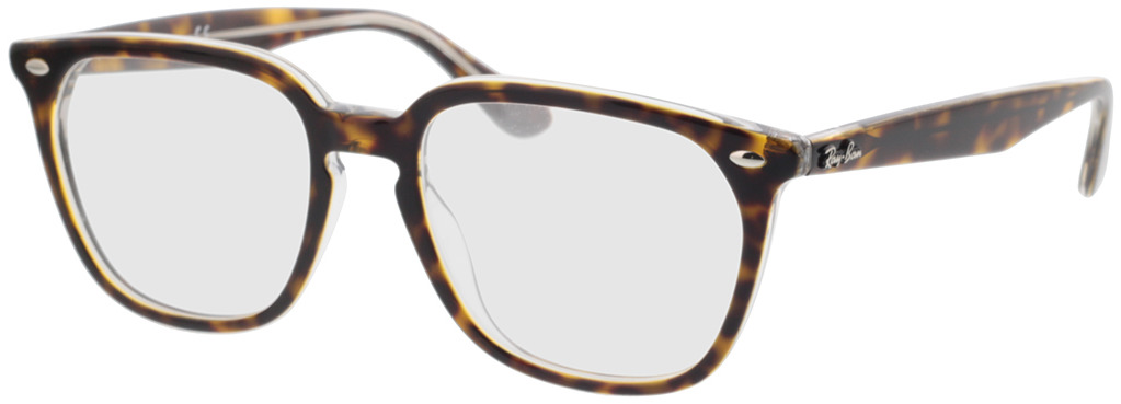 Picture of glasses model Ray-Ban RX4362V 5082 53-18 in angle 330