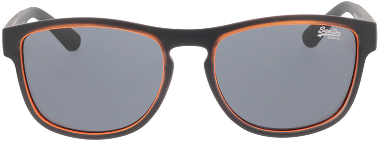 Picture of glasses model Superdry SDS Thirdstreet 104 black/brown 54-18 in angle 0