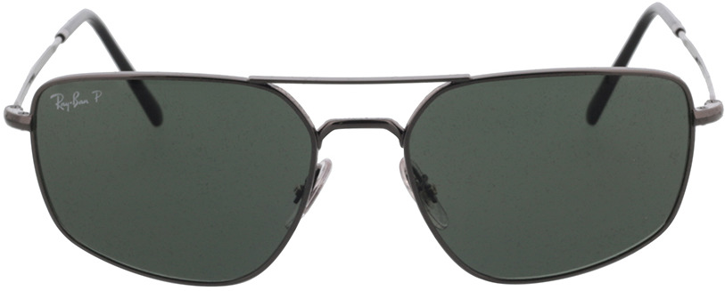 Picture of glasses model Ray-Ban RB3666 004/N5 56-17 in angle 0