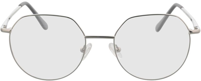 Picture of glasses model Kemi-silver in angle 0