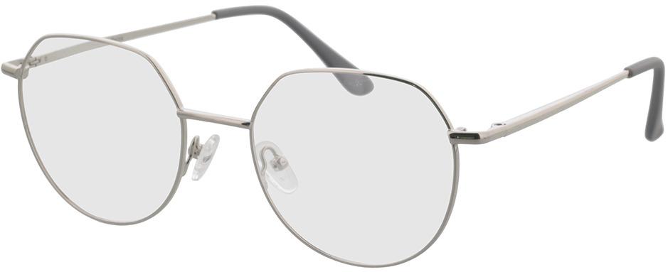 Picture of glasses model Kemi-silver in angle 330