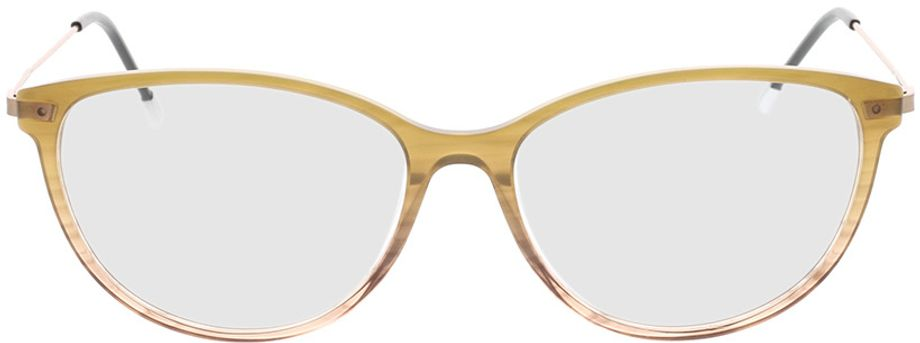 Picture of glasses model Comma, 70077 61 brown 54-15 in angle 0