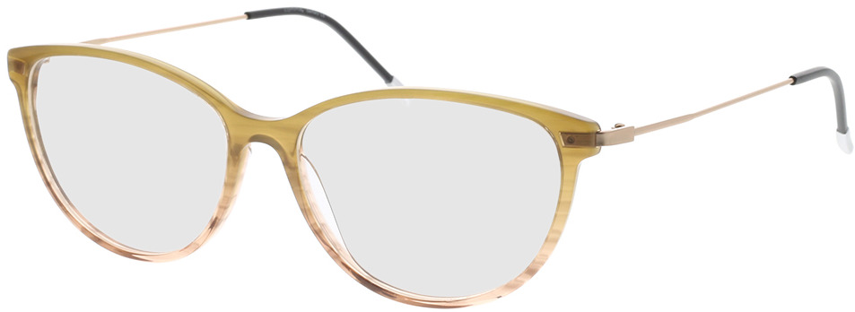 Picture of glasses model Comma, 70077 61 brown 54-15 in angle 330