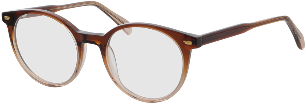 Picture of glasses model Bonnie-braun-verlauf in angle 330