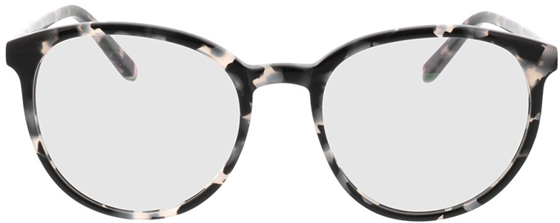 Picture of glasses model New York grey/mottled in angle 0