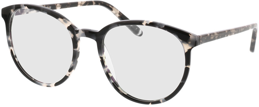 Picture of glasses model New York grey/mottled in angle 330