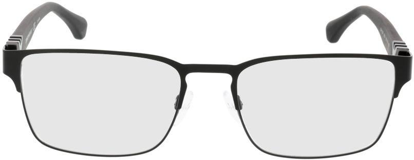Picture of glasses model Emporio Armani EA1027 3001 55-18 in angle 0