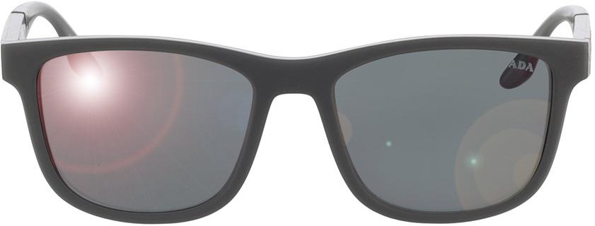 Picture of glasses model Prada Linea Rossa PS 04XS 01S08F 54-18 in angle 0