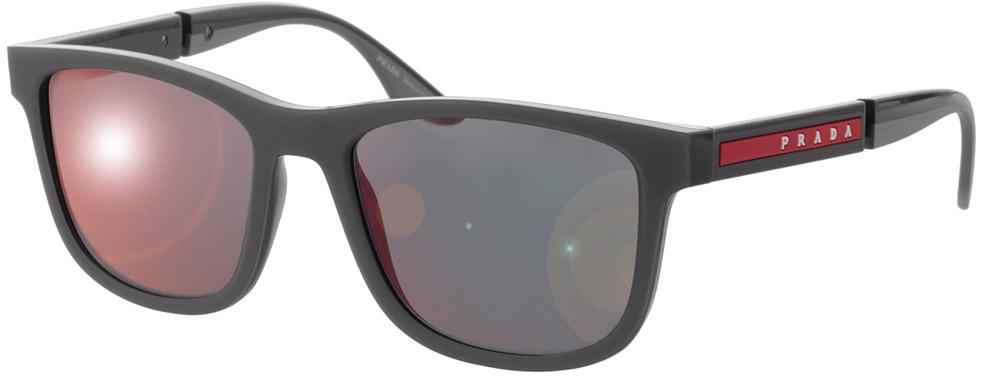 Picture of glasses model Prada Linea Rossa PS 04XS 01S08F 54-18 in angle 330