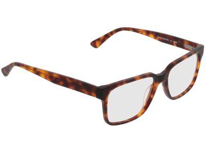Brille Basel-braun-meliert