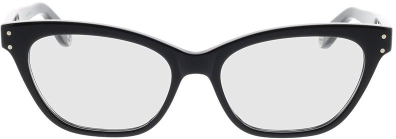 Picture of glasses model Gucci GG0570O-005 52-16 in angle 0