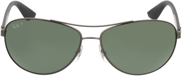 Picture of glasses model Ray-Ban RB3526 029/9A 63-14 in angle 0