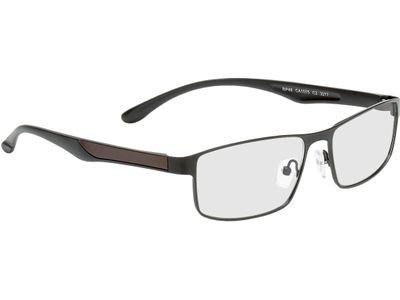 Brille Bolton-schwarz/braun