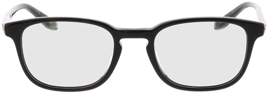 Picture of glasses model Emilio-schwarz in angle 0