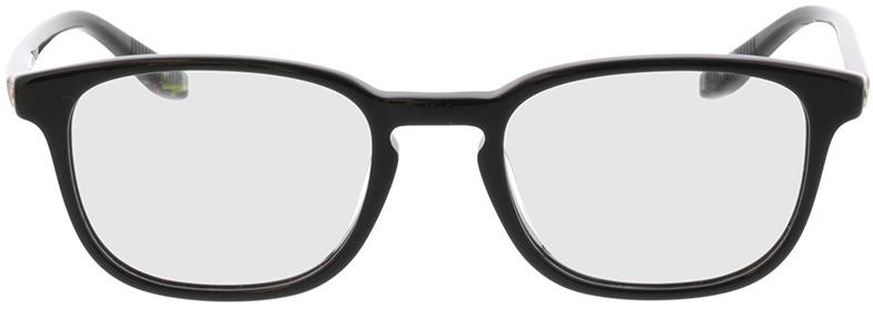 Picture of glasses model Emilio-preto in angle 0