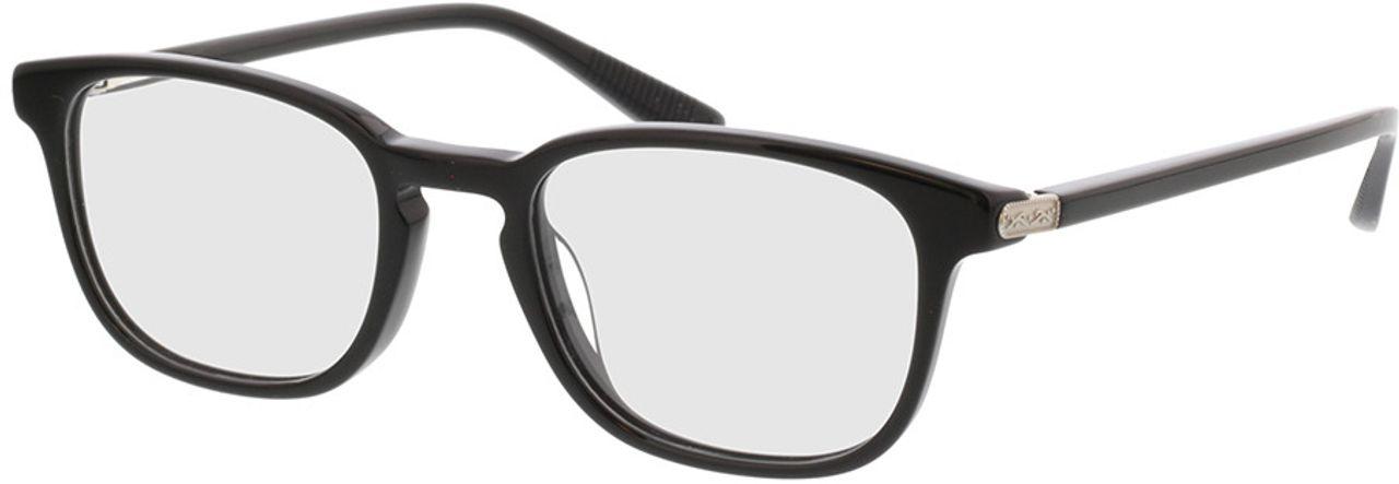 Picture of glasses model Emilio-schwarz in angle 330