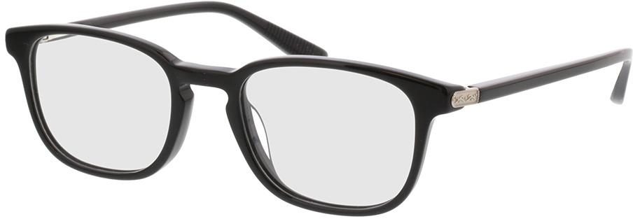 Picture of glasses model Emilio-preto in angle 330