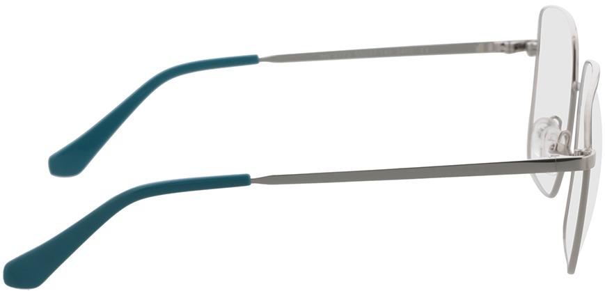 Picture of glasses model Primavera-silver/blue in angle 90