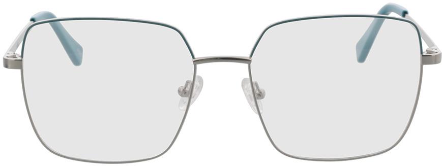 Picture of glasses model Primavera-silver/blue in angle 0