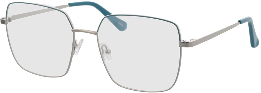 Picture of glasses model Primavera-silver/blue in angle 330