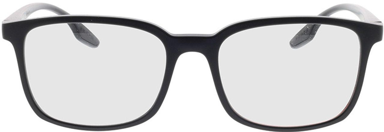 Picture of glasses model Prada Linea Rossa PS 05MV 1BO1O1 55-18 in angle 0
