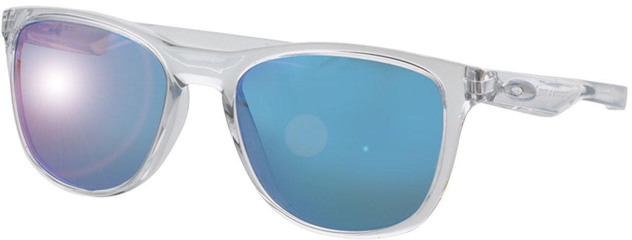 Picture of glasses model Oakley Trillbe X OO9340 05 52-18 in angle 330