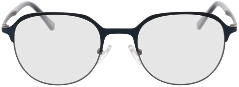 Picture of glasses model Topia-anthrazit/blau in angle 0