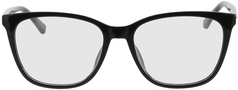 Picture of glasses model Calvin Klein CK20525 001 53-16 in angle 0