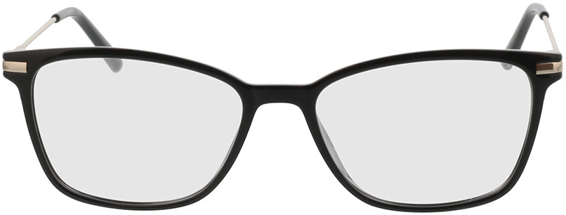 Picture of glasses model Calvin Klein CK20705 001 53-16 in angle 0