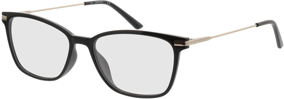 Picture of glasses model Calvin Klein CK20705 001 53-16 in angle 330