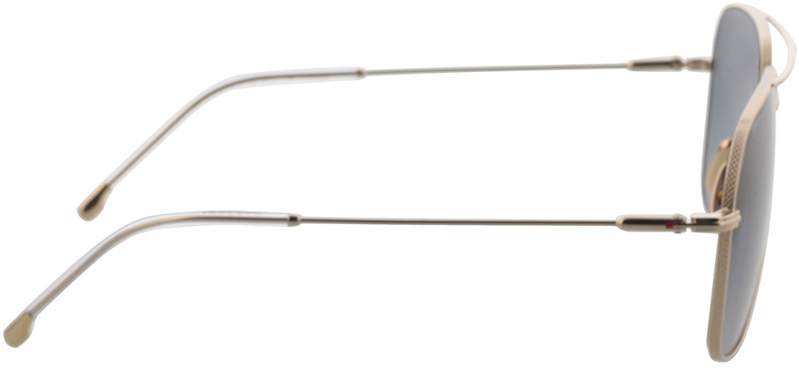 Picture of glasses model Carrera CARRERA 247/S 2F7 58-17 in angle 90