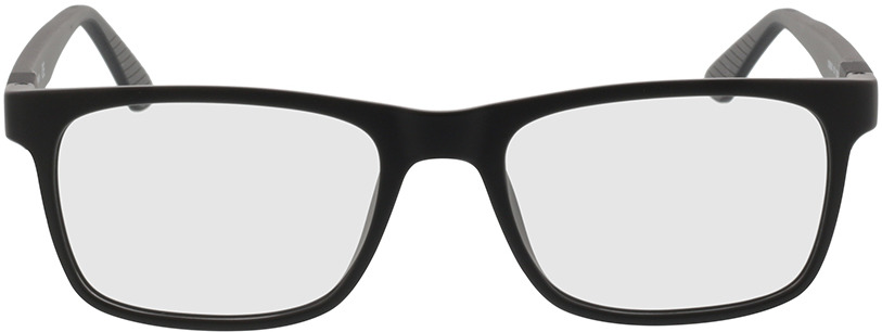 Picture of glasses model Calvin Klein CK20535 001 52-18 in angle 0