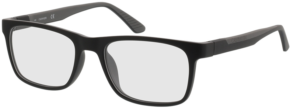 Picture of glasses model Calvin Klein CK20535 001 52-18 in angle 330