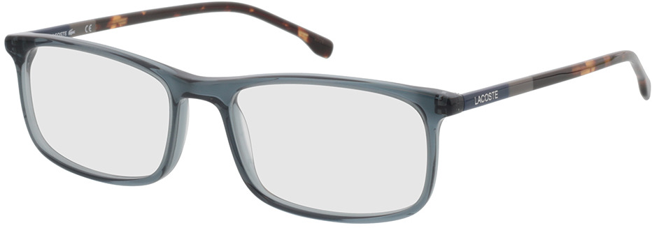 Picture of glasses model Lacoste L2808 414 53-17 in angle 330
