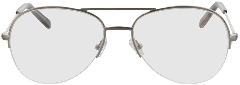 Picture of glasses model Jupiter-silber in angle 0