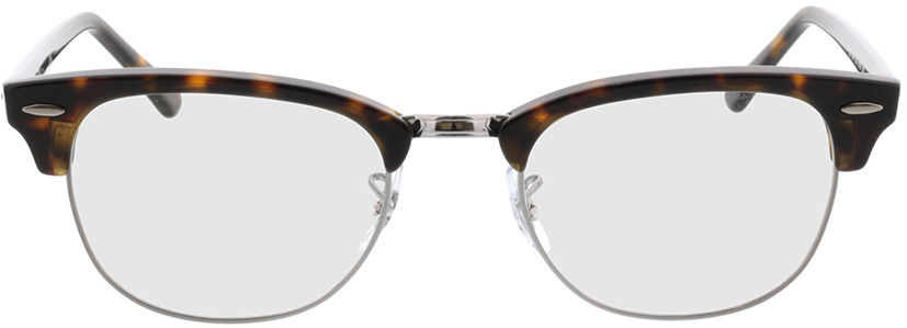 Picture of glasses model Ray-Ban RX5154 2012 in angle 0