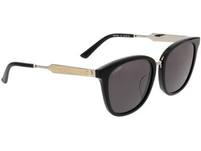 Brille Gucci GG0073SK-001 56-18