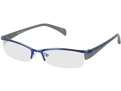 Brille Perth-blau/grau