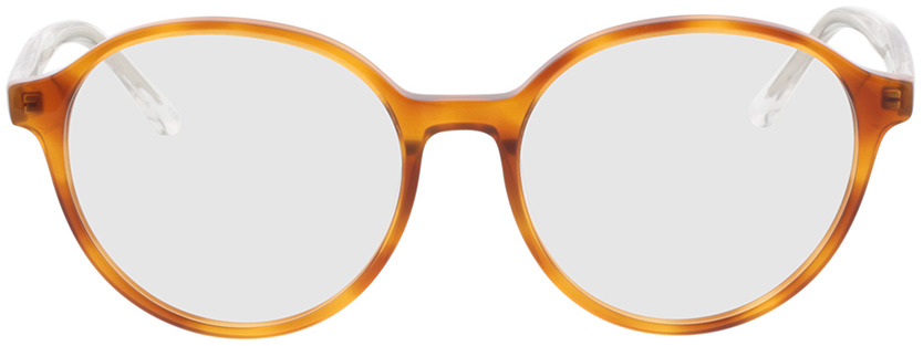 Picture of glasses model Cali-honig/transparent in angle 0