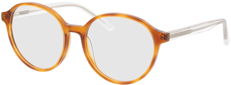 Picture of glasses model Cali-honig/transparent in angle 330