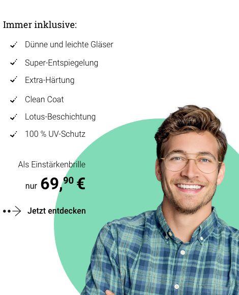Die Qualitäts-Brille für Deutschland
